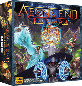 Aeons End: The New Age Standalone Expansion - Kickstarted Games