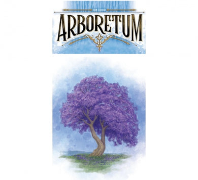 Arboretum Strategic Card Game - Kickstarted Games