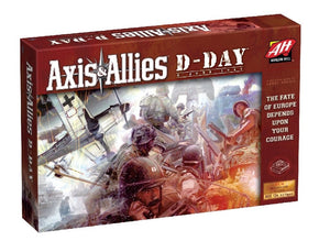 Axis & Allies D-Day - Kickstarted Games