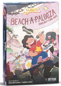 Beach A Palooza Card Battling Game - Kickstarted Games