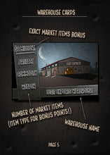 Load image into Gallery viewer, Black Market Warehouse | Fire Squadron Games - Kickstarted Games