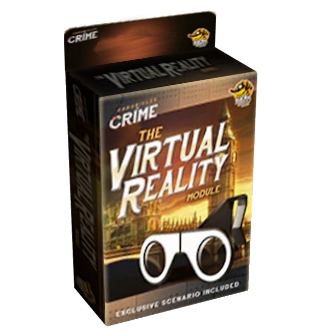 Chronicles of Crime The Virtual Reality Module VR Glasses - Kickstarted Games