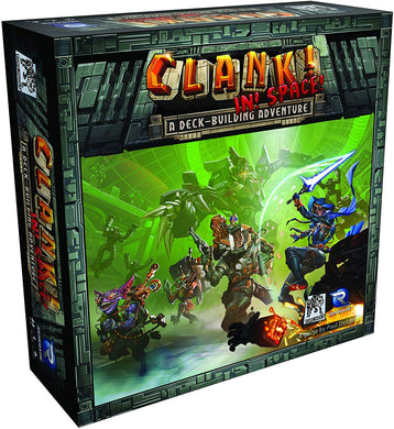 Clank! In! Space! (Base) | Renegade Game Studios - Kickstarted Games