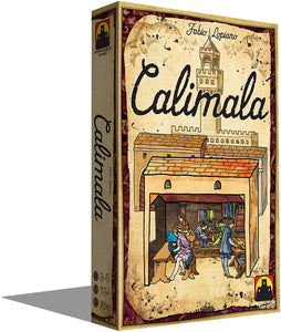 Calimala - Kickstarted Games