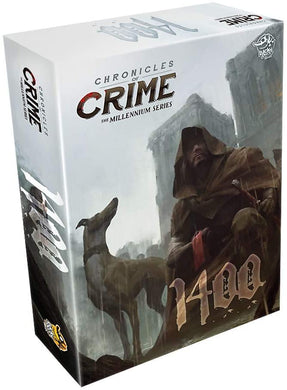 Chronicles of Crime: 1400 - Kickstarted Games