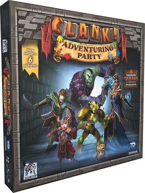 Clank! Adventuring Party 5-6 Player Expansion - Kickstarted Games