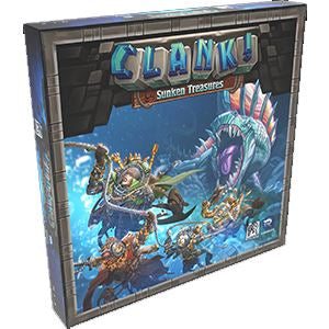 Clank! Sunken Treasures Expansion | Renegade Game Studios - Kickstarted Games
