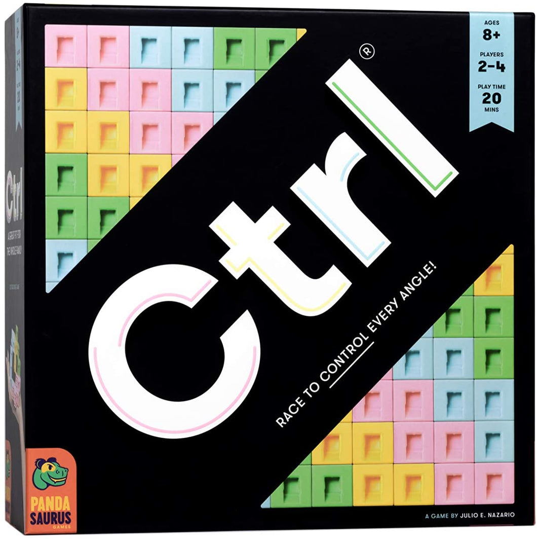 Ctrl 3D Area Control Game - Kickstarted Games