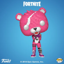 Load image into Gallery viewer, Fortnite Cuddle Team Leader Collectible Figure | Funko Pop! #430 - Kickstarted Games