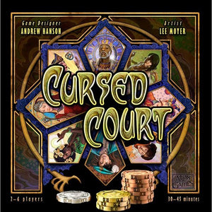 Cursed Court - Kickstarted Games
