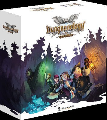 Dungeonology The Expedition Board Game - Kickstarted Games