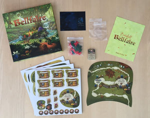 Everdell Bellfaire Expansion - Kickstarted Games