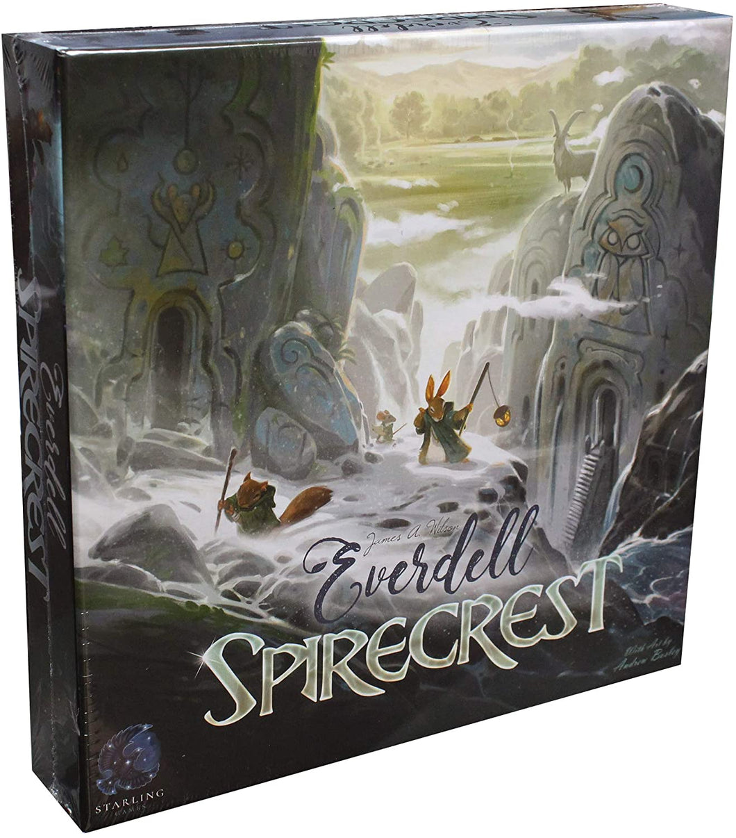 Everdell Spirecrest Expansion - Kickstarted Games