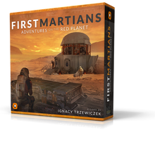 Load image into Gallery viewer, First Martians: Adventures on the Red Planet - Kickstarted Games