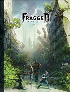 Fragged Empire Core Book - Kickstarted Games