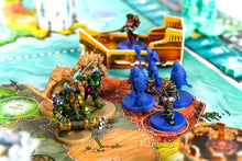 Load image into Gallery viewer, Heroes of Land, Air & Sea Board Game - Painted Edition - Kickstarted Games