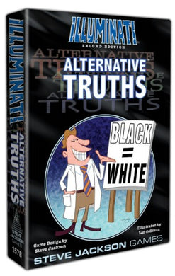 Illuminati Alternative Truths Expansion - Kickstarted Games