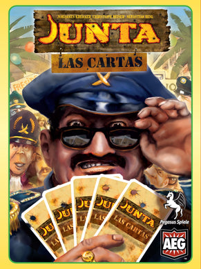Junta Las Cartas - Kickstarted Games