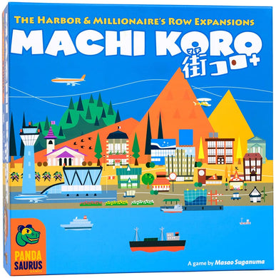 Machi Koro: 5th Anniversary Edition - Kickstarted Games