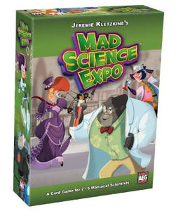 Mad Science Expo - Kickstarted Games
