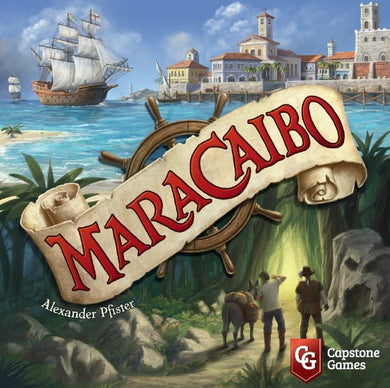 Maracaibo Board Game - Kickstarted Games