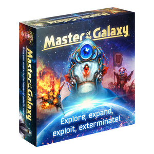 Master Of The Galaxy - Kickstarted Games