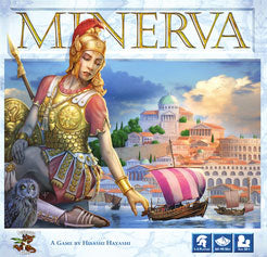 Minerva - Kickstarted Games