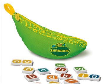 My First Bananagrams - Kickstarted Games