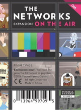 Load image into Gallery viewer, The Networks Game | On The Air Expansion Pack - Kickstarted Games