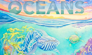 Oceans Limited Edition Board Game - Kickstarted Games