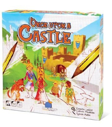 Once Upon a Castle - Kickstarted Games