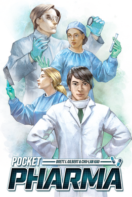 Pocket Pharma Card Game | Brett J Gilbert | Alley Cat Games - Kickstarted Games