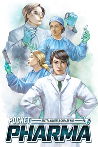 Pocket Pharma Card Game