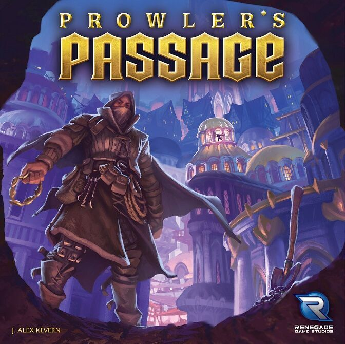 Prowlers Passage - Kickstarted Games