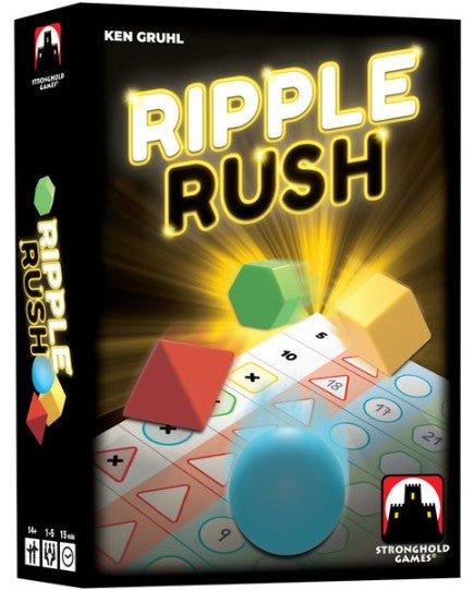 Ripple Rush (Pre-Order) - Kickstarted Games