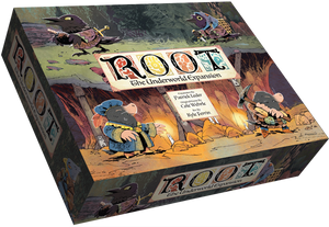 Root: The Underworld Expansion - Kickstarted Games