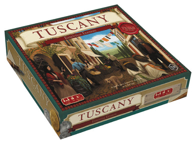 Viticulture: Tuscany Essential Edition Expansion - Kickstarted Games
