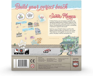 Santa Monica Board Game - Kickstarted Games