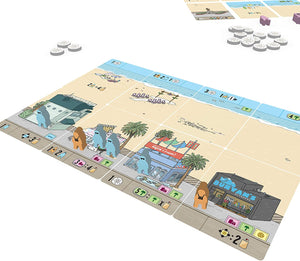 Santa Monica - Kickstarted Games