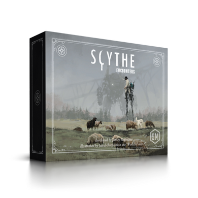 Scythe Encounters Expanded 32-Cards | Stonemaier Games - Kickstarted Games