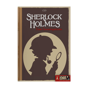 Sherlock Holmes - Choose Your Own Adventure Graphic Novel - Kickstarted Games