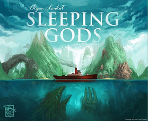 Sleeping Gods Board Game (PREORDER) - Kickstarted Games