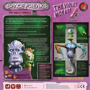 Space Freaks Violet Morass - Kickstarted Games