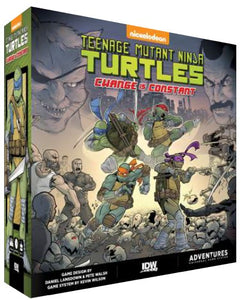 Teenage Mutant Ninja Turtles Change is Constant Board Game | IDW Games (PREORDER) - Kickstarted Games
