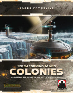 Terraforming Mars The Colonies Expansion Set | Stronghold Games - Kickstarted Games