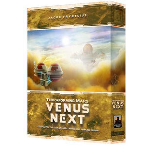 Terraforming Mars: Venus Next Expansion - Kickstarted Games