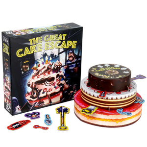 The Great Cake Escape - BLACK FRIDAY - Kickstarted Games