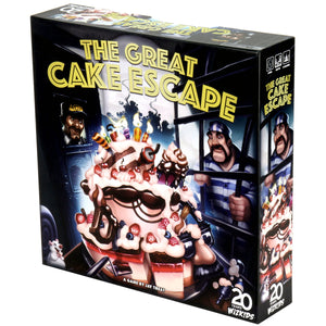 The Great Cake Escape - Kickstarted Games