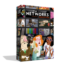 Load image into Gallery viewer, The Networks: Executives Card Game  | Formal Ferret Games - Kickstarted Games