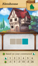 Load image into Gallery viewer, Tiny Towns Board Game - Kickstarted Games